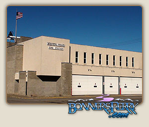 Bonners Ferry Fire Department