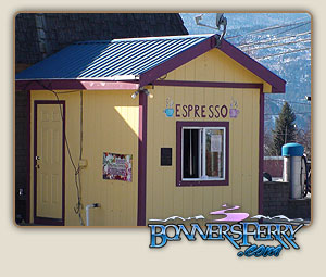 Misty Mountain Expresso in Bonners Ferry