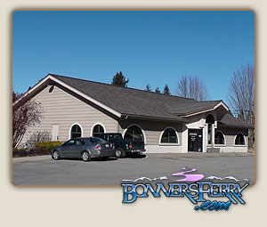 Columbia Bank - Bonners Ferry