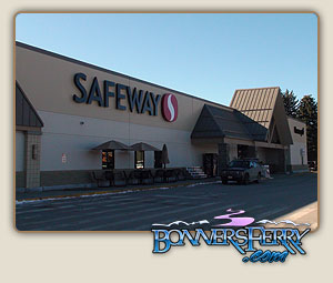 Safeway Foods and Drug in Bonners Ferry