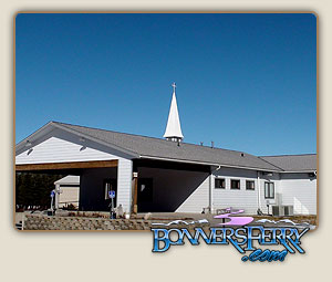 Spring Of Living Water - Free Methodist Church in Bonners Ferry