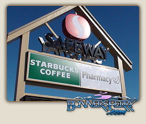 Starbucks Coffee in Bonners Ferry